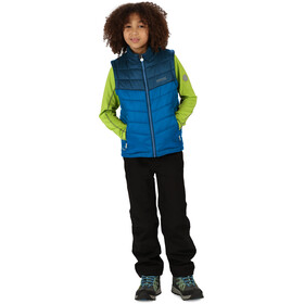 Regatta Freezeway II Bodywarmer Vest Kids imperial blue/deep space
